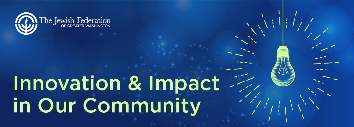 Funding innovation & Impact in Our Community
