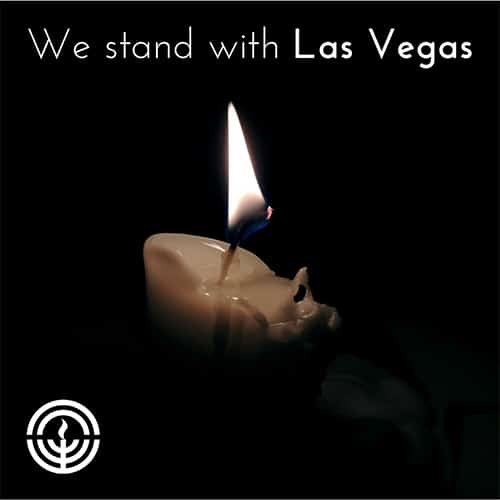Federation Stands with Las Vegas